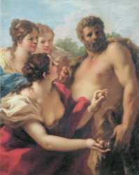 Heracles and the Hesperides